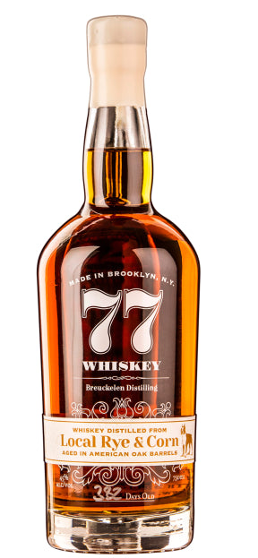 Breuckelen Distilling - 77 Whiskey
