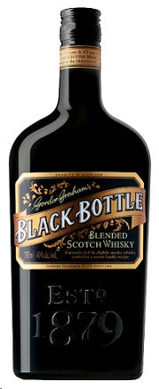 Black Bottle Scotch