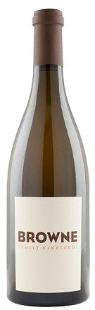 Browne Family Vineyards Chardonnay