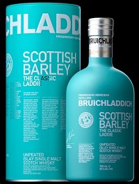 Bruichladdich Scotch Single Malt The Laddie Scottish Barley