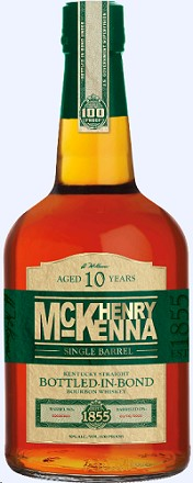 Henry Mckenna Bourbon Single Barrel 10 Year