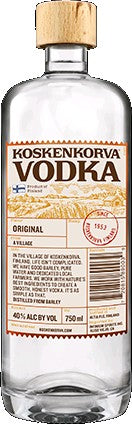 Korsenkorva Vodka Original