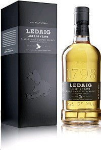 Ledaig Scotch Single Malt 10 Year