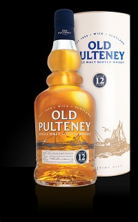 Old Pulteney Scotch Single Malt 12