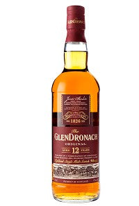 The Glendronach Scotch Single Malt 12 Year Original