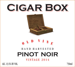 Cigar Box - Pinot Noir