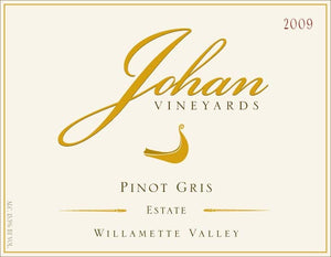 Johan Vineyards Pinot Gris Estate Willamette