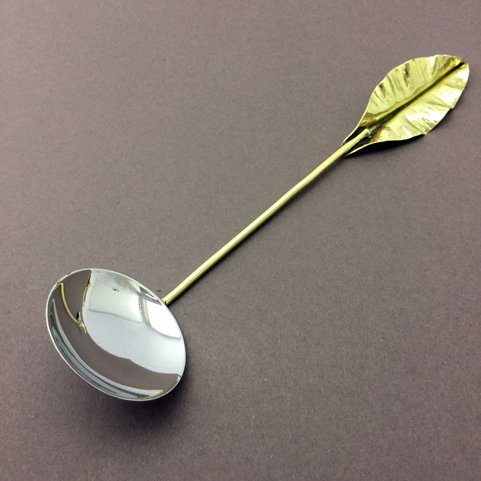 LEAF SUGAR SPOON