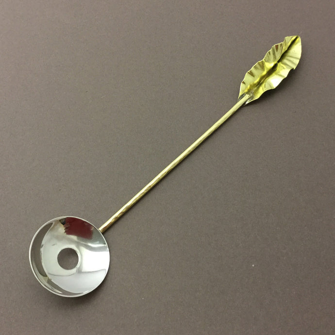 LEAF OLIVE SPOON