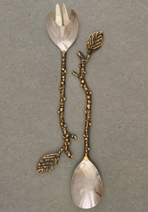 TWIG WINDSOR SALAD SERVERS
