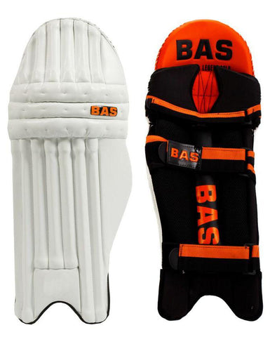 BAS Legend White Batting Pads