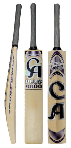 CA PLUS 9000 English Willow Cricket Bat