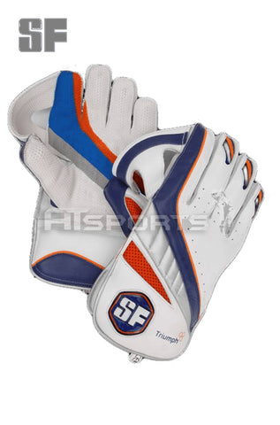 SF Triumph Wicket Keeping Gloves