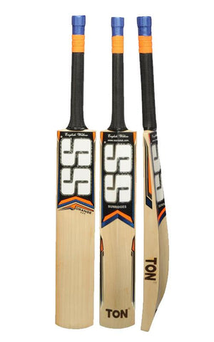SS Orange Cricket Bat