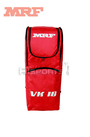 MRF Genius VK18 RED Duffle Cricket Kit Bag