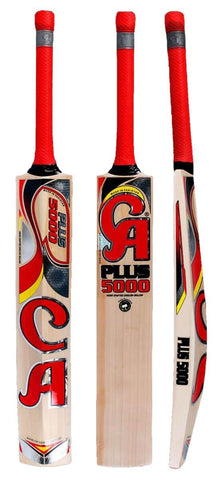 CA PLUS 5000 English Willow Cricket Bat
