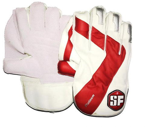 SF Platinum Wicket Keeping Gloves