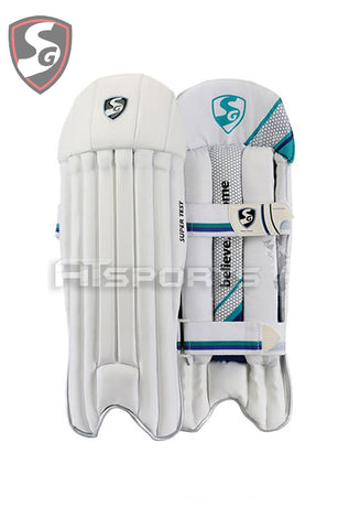 SG SUPER TEST WICKET KEEPING PADS MENS
