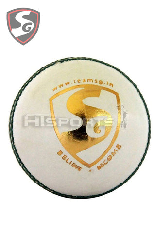 SG Test White Cricket Ball