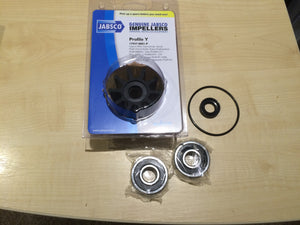SEA WATER PUMP SERVICE KIT (ALL VW 5 CYLINDER ENGINES)