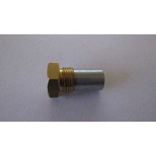 Engine Anode Qsd 4.2 Complete With Brass Nut
