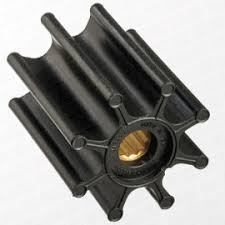 SEA WATER PUMP IMPELLER 4.2 MERCRUISER CMD ( BLACK ENGINE)