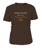Account manager Women's T-shirt-Freire Trade