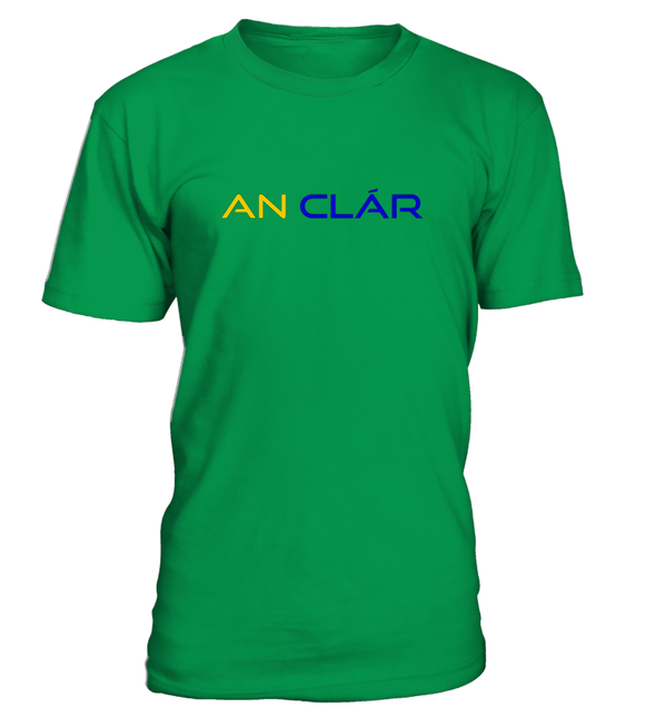 An Clár / Clare T-shirt-Freire Trade