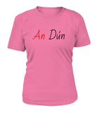 An Dún / Down Women's T-shirt-Freire Trade
