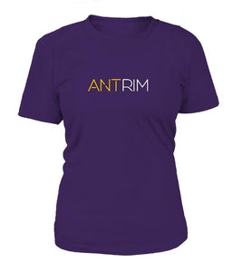 Antrim Women's T-shirt-Freire Trade