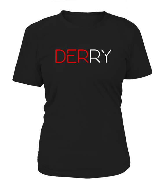 Derry Women's T-shirt-Freire Trade