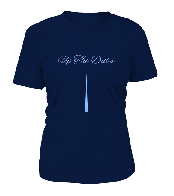Dublin Up The Dubs Women's T-shirt-Freire Trade