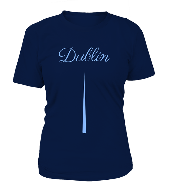 Dublin Women's T-shirt-Freire Trade