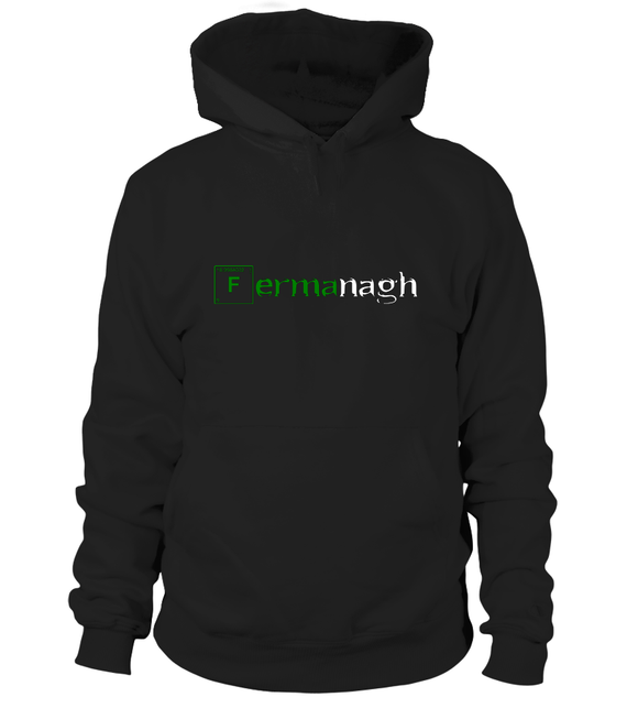 Fermanagh Hoodie - Unisex-Freire Trade