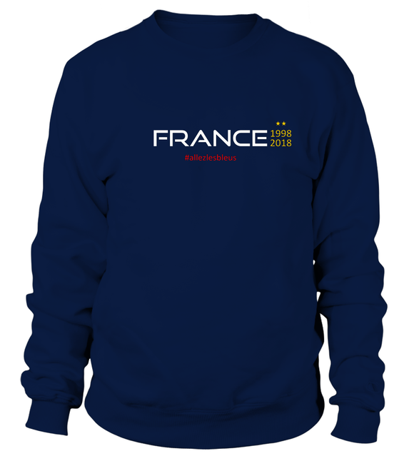 France Sweatshirt-Freire Trade