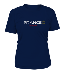 France Women's T-shirt-Freire Trade