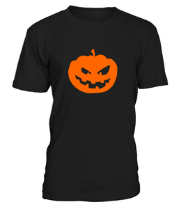 Halloween - Pumpkin - T-shirt-Freire Trade