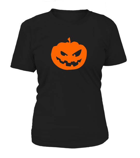 Halloween - Pumpkin - Women's T-shirt-Freire Trade