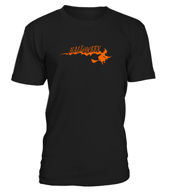 Halloween - Witch - T-shirt-Freire Trade