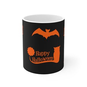 Happy Halloween Mug 11oz (0.33 l)-Freire Trade