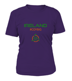 Ireland COYBIG Women's T-shirt-Freire Trade