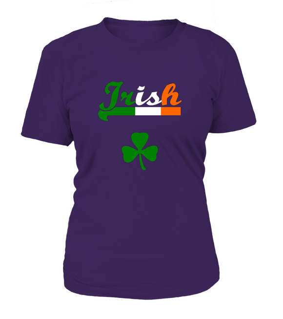 Irish Women's T-shirt-Freire Trade