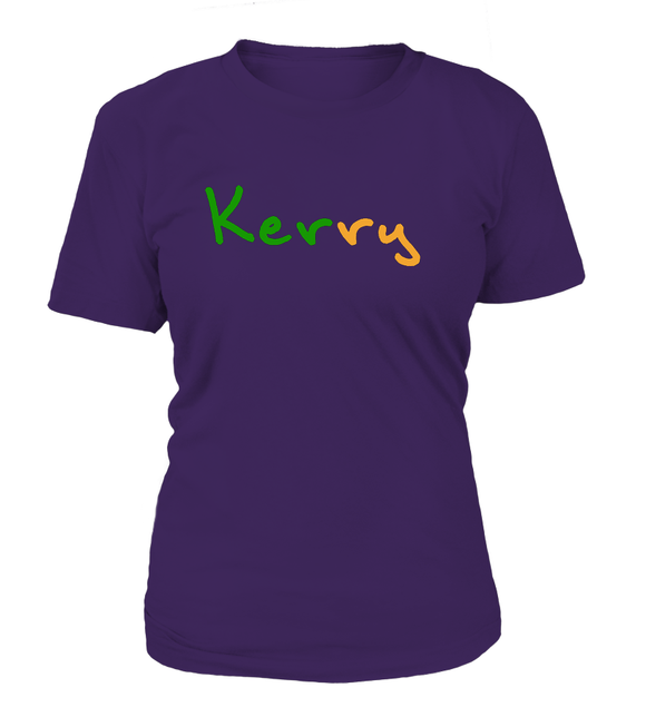 Kerry Women's T-shirt-Freire Trade