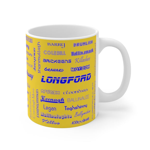 Longford / An Longfort Mug 11oz (0.33 l)-Freire Trade
