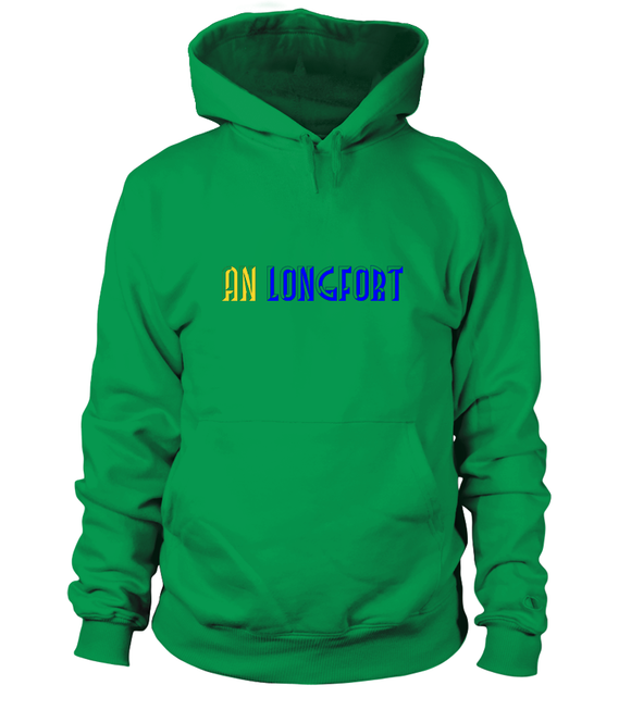 Longford/An Longfort Hoodie - Unisex-Freire Trade