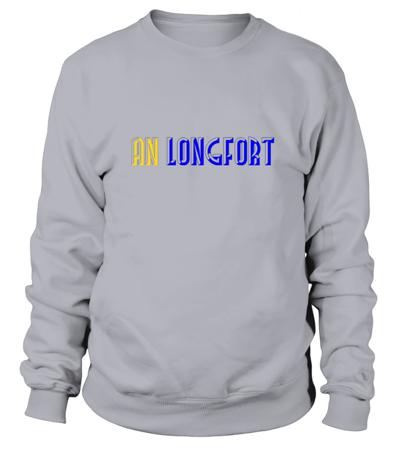 Longford/An Longfort Sweatshirt - Unisex-Freire Trade