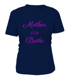 Mother Of The Bride Women's T-shirt-Freire Trade