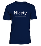 Nicety T-shirt-Freire Trade
