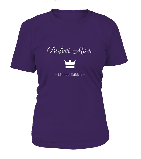 Perfect Mom Women's T-shirt-Freire Trade