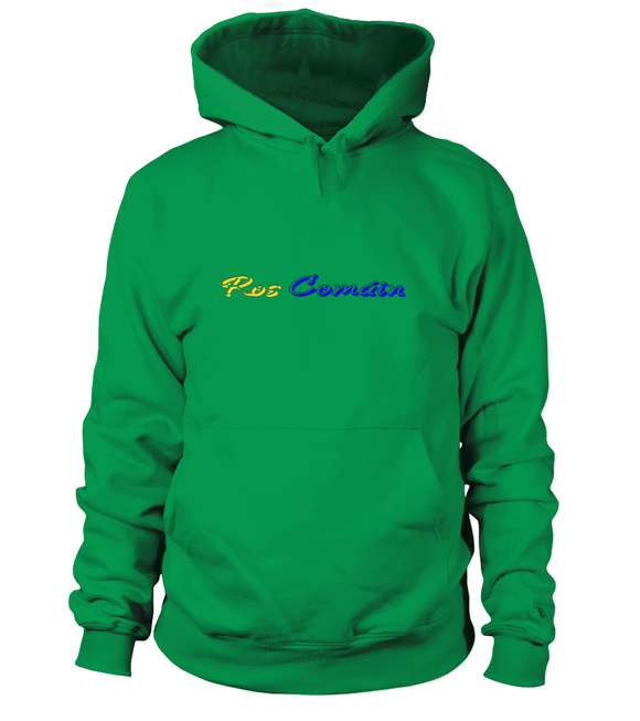 Roscommon/Ros Comáin Hoodie - Unisex-Freire Trade
